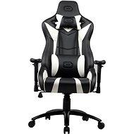 Odzu Chair Office Pro White - Herná stolička