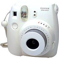 Fujifilm Instax Mini 8S Instant camera biely - Instantný fotoaparát