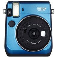 Fujifilm Instax Mini 70 modrý - Instantný fotoaparát