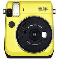 Fujifilm Instax Mini 70 žltý