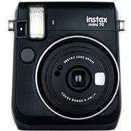 Fujifilm Instax Mini 70 čierny - Instantný fotoaparát