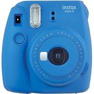 Fujifilm Instax Mini 9 tmavomodrý - Instantný fotoaparát