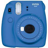 Fujifilm Instax Mini 9 tmavomodrý + Film 1×10 + puzdro