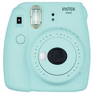 Fujifilm Instax Mini 9 svetlomodrý - Instantný fotoaparát