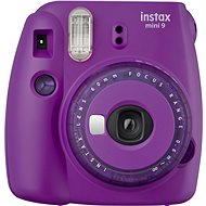 Fujifilm Instax Mini 9 fialový - Instantný fotoaparát