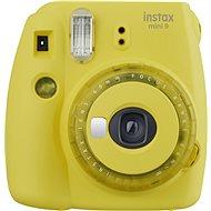 Fujifilm Instax Mini 9 žltý - Instantný fotoaparát