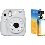 Fujifilm Instax Mini 9 popolavo biely + CALVIN KLEIN Eternity Summer 2017 EdP 100 ml