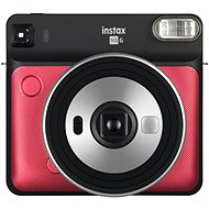 Fujifilm Instax Square SQ6 červený - Instantný fotoaparát