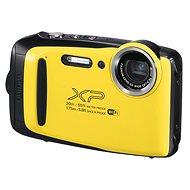 Fujifilm FinePix XP130 žltý - Digitálny fotoaparát