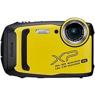 Fujifilm FinePix XP140 žltý - Digitálny fotoaparát