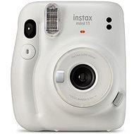 Fujifilm Instax Mini 11 popolavo biely - Instantný fotoaparát