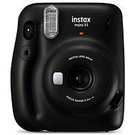 Fujifilm Instax Mini 11 čierny - Instantný fotoaparát