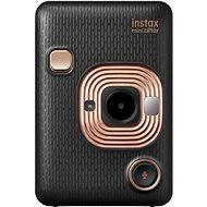 Fujifilm Instax Mini LiPlay čierny - Instantný fotoaparát