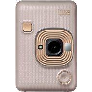 Fujifilm Instax Mini LiPlay béžový - Instantný fotoaparát