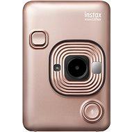 Fujifilm Instax Mini LiPlay zlatý - Instantný fotoaparát
