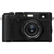 FUJIFILM FinePix X100F čierny - Digitálny fotoaparát