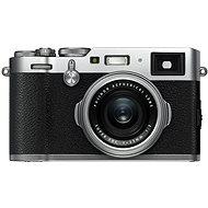 FUJIFILM FinePix X100F strieborný - Digitálny fotoaparát