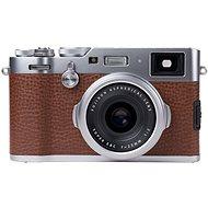 FUJIFILM FinePix X100F + Peak Design Slide Lite - Digitálny fotoaparát