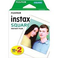 Fujifilm Instax Square film 20 ks fotiek - Fotopapier
