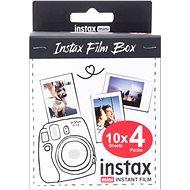 Fujifilm Instax mini film 40 ks fotiek - Fotopapier