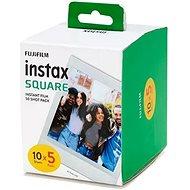 Fujifilm Instax square WW film 50 ks fotiek - Fotopapier