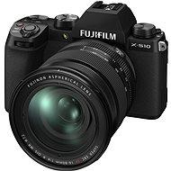 Fujifilm X-S10+ 16–80 mm čierny - Digitálny fotoaparát