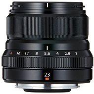 Fujifilm XF 23mm F/2 R WR čierny