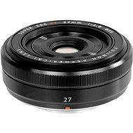 Fujifilm Fujinon XF 27 mm f/2,8 - Objektív