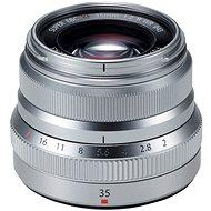 Fujifilm Fujinon XF 35 mm f/2.0 R WR Silver