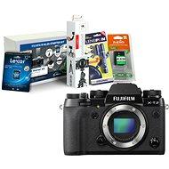 Fujifilm X-T2 telo čierny + Fujifilm Foto Starter Kit