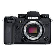Fujifilm X-H1 telo čierne - Digitálny fotoaparát