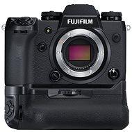Fujifilm X-H1 čierny + grip VPB-XH1 - Digitálny fotoaparát