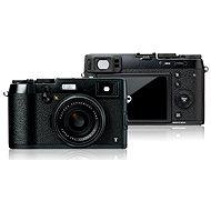 Fujifilm X100T Black + čierne kožené puzdro - Digitálny fotoaparát
