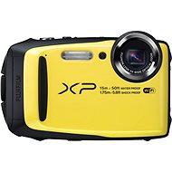 Fujifilm FinePix XP90 žltý - Digitálny fotoaparát
