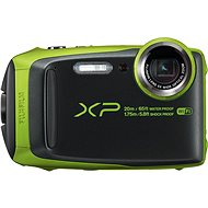 Fujifilm FinePix XP120 zelený - Digitálny fotoaparát