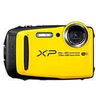 Fujifilm FinePix XP120 žltý - Digitálny fotoaparát