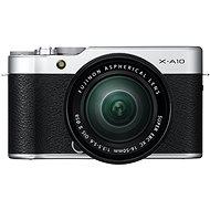 Fujifilm X-A10 + 16-50mm f/3.5-5.6 - Digitálny fotoaparát