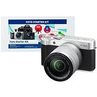 Fujifilm X-A10 + 16-50 mm f/3.5 až 5.6 + Alza Photo Starter Kit - Digitálny fotoaparát