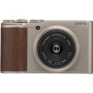FUJIFILM FinePix XF10 zlatý - Digitálny fotoaparát