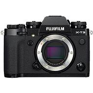 Fujifilm X-T3 telo čierny - Digitálny fotoaparát