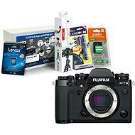 Fujifilm X-T3 telo čierny + Fujifilm Foto Starter Kit