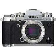 Fujifilm X-T3 telo strieborný - Digitálny fotoaparát