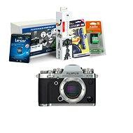 Fujifilm X-T3 telo strieborný + Fujifilm Foto Starter Kit