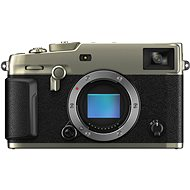 Fujifilm X-Pro3 telo strieborný - Digitálny fotoaparát