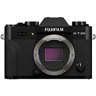 Fujifilm X-T30 II telo čierne