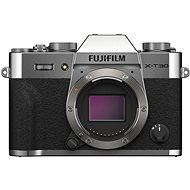 Fujifilm X-T30 II telo strieborné