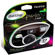 Fujifilm QuickSnap Fashion 400/27 - Jednorázový fotoaparát