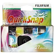 Fujifilm QuickSnap dúhový 400/27 - Jednorázový fotoaparát