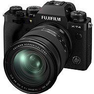 Fujifilm X-T4 + 16–80 mm čierny - Digitálny fotoaparát