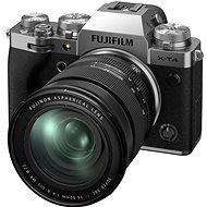 Fujifilm X-T4 + 16 – 80 mm strieborný - Digitálny fotoaparát